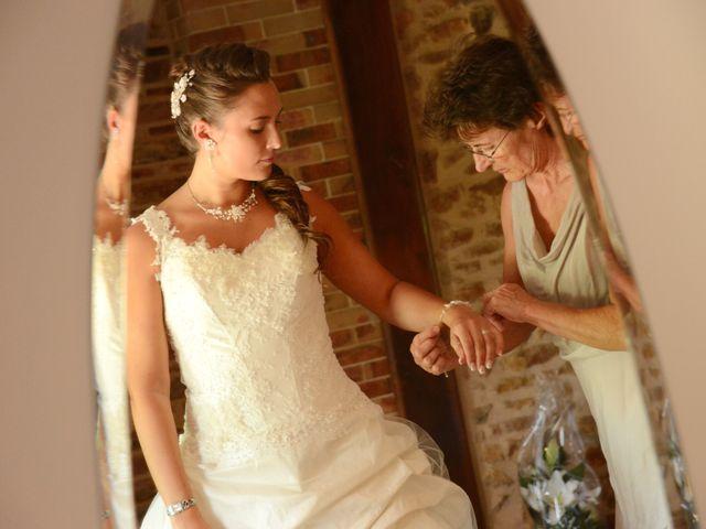 Le mariage de Thomas et Elodie à Lacenas, Rhône 20
