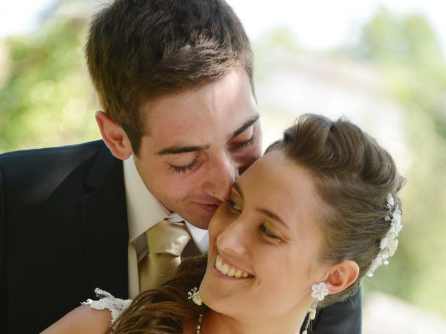 Le mariage de Thomas et Elodie à Lacenas, Rhône 21