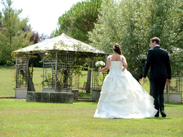Le mariage de Thomas et Elodie à Lacenas, Rhône 22