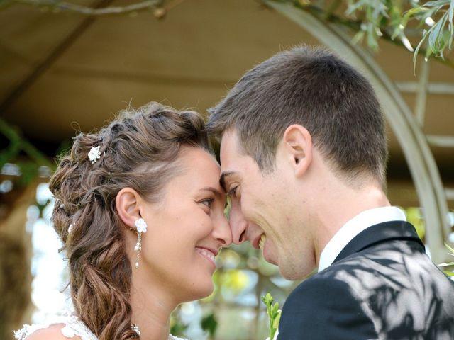 Le mariage de Thomas et Elodie à Lacenas, Rhône 23