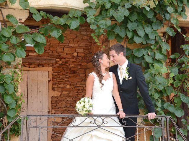 Le mariage de Thomas et Elodie à Lacenas, Rhône 25