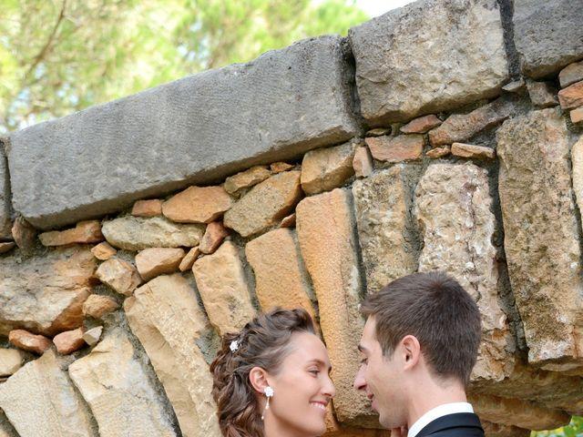 Le mariage de Thomas et Elodie à Lacenas, Rhône 26