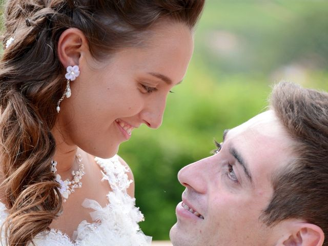 Le mariage de Thomas et Elodie à Lacenas, Rhône 28