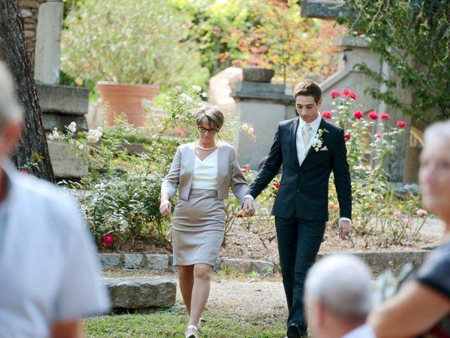 Le mariage de Thomas et Elodie à Lacenas, Rhône 37
