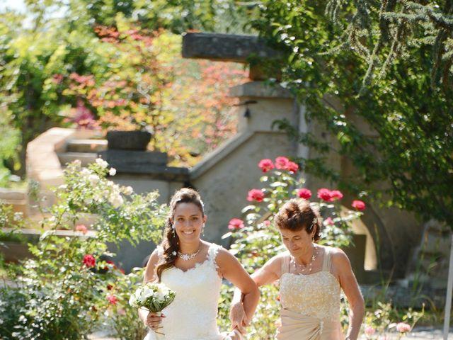 Le mariage de Thomas et Elodie à Lacenas, Rhône 40