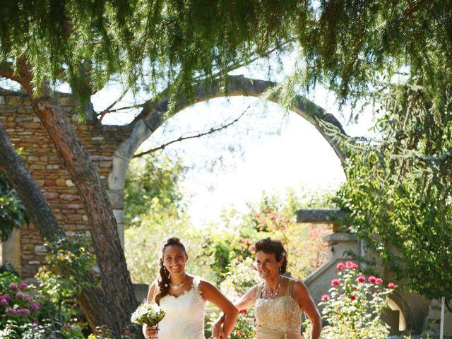 Le mariage de Thomas et Elodie à Lacenas, Rhône 41