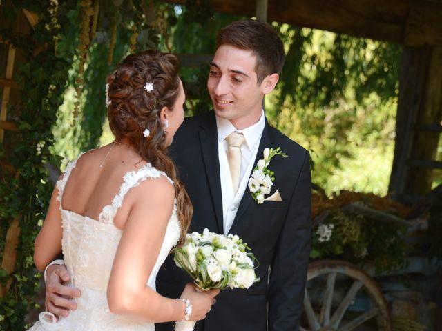 Le mariage de Thomas et Elodie à Lacenas, Rhône 45