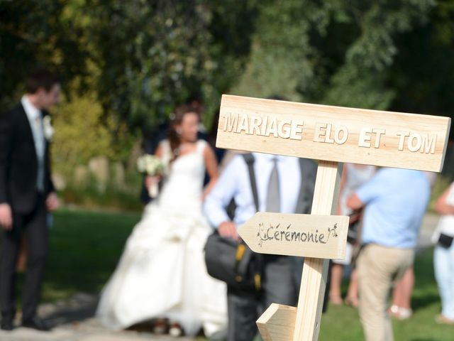 Le mariage de Thomas et Elodie à Lacenas, Rhône 64