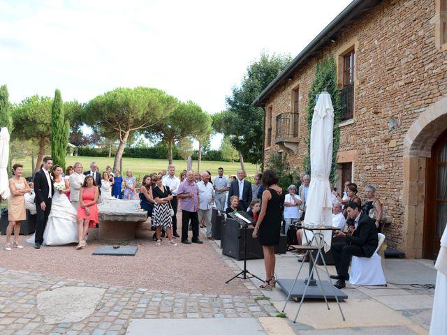 Le mariage de Thomas et Elodie à Lacenas, Rhône 72