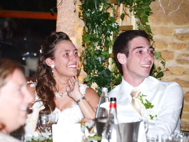 Le mariage de Thomas et Elodie à Lacenas, Rhône 77