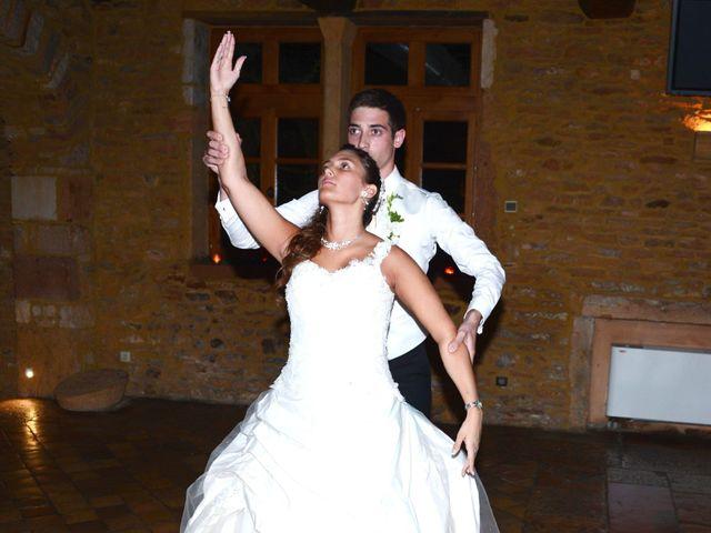 Le mariage de Thomas et Elodie à Lacenas, Rhône 78