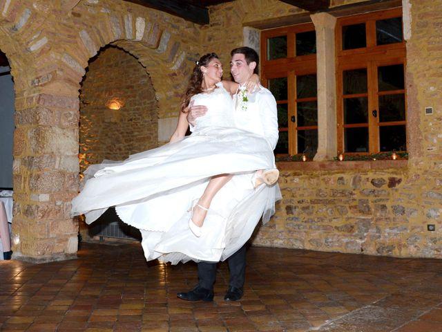 Le mariage de Thomas et Elodie à Lacenas, Rhône 79