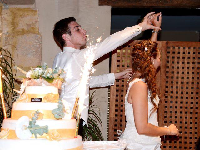Le mariage de Thomas et Elodie à Lacenas, Rhône 81