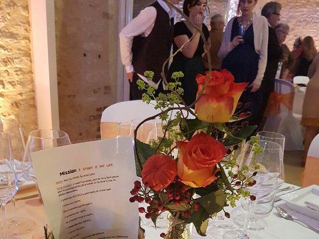 Le mariage de Olivier et Soizic à Poilly-sur-Tholon, Yonne 8