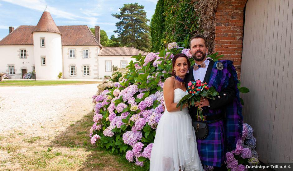Le mariage de Cédric et Alexandra à Bellac, Haute-Vienne