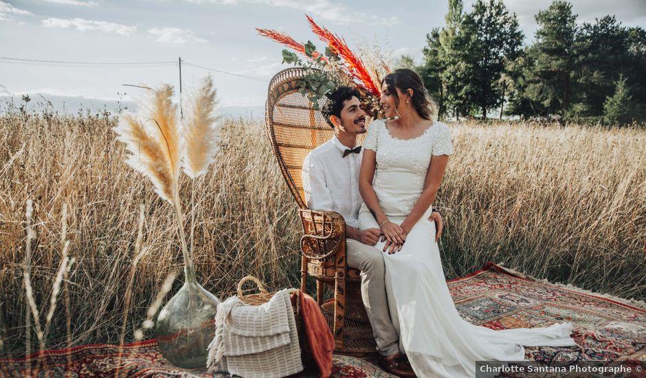 Le mariage de Paul et Mégane à Binges, Côte d'Or