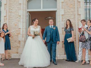 Le mariage de Laetitia et Emile