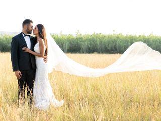 Le mariage de Sabrina et Maxime