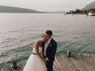 Le mariage de Thomas et Micheala