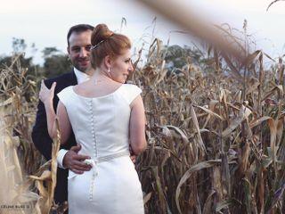 Le mariage de Marie-France et David 1