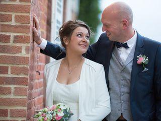 Le mariage de Séverine et David