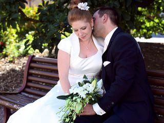 Le mariage de Marie-France et David