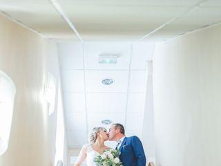Le mariage de Sophie et Gaël 1