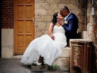 Le mariage de Fabienne et Eddy