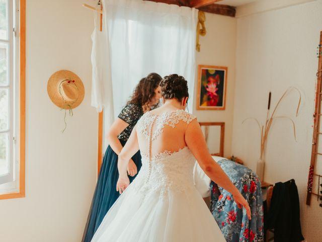 Le mariage de Emile et Laetitia à Berneuil, Charente Maritime 25