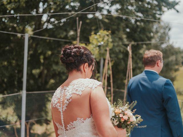 Le mariage de Emile et Laetitia à Berneuil, Charente Maritime 28