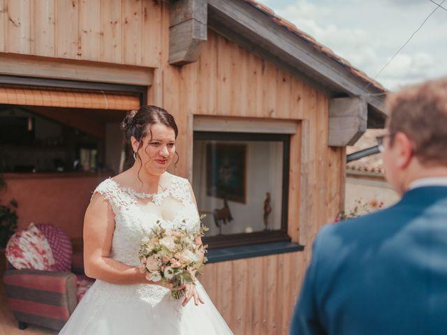 Le mariage de Emile et Laetitia à Berneuil, Charente Maritime 29