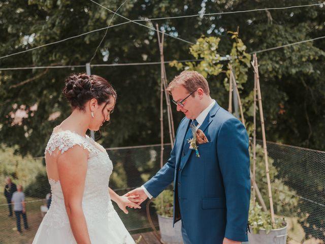 Le mariage de Emile et Laetitia à Berneuil, Charente Maritime 31