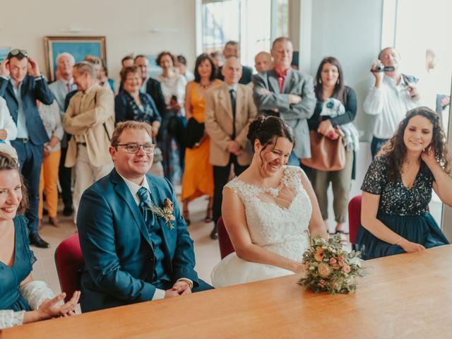 Le mariage de Emile et Laetitia à Berneuil, Charente Maritime 48