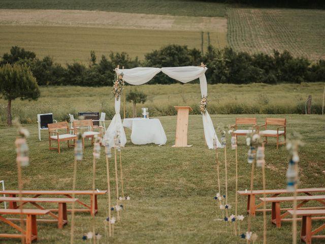 Le mariage de Emile et Laetitia à Berneuil, Charente Maritime 51