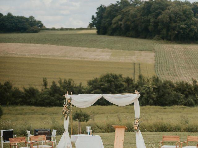 Le mariage de Emile et Laetitia à Berneuil, Charente Maritime 52