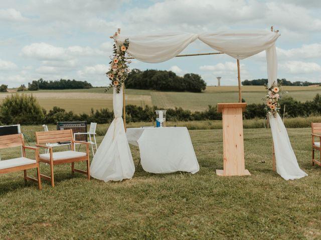 Le mariage de Emile et Laetitia à Berneuil, Charente Maritime 55