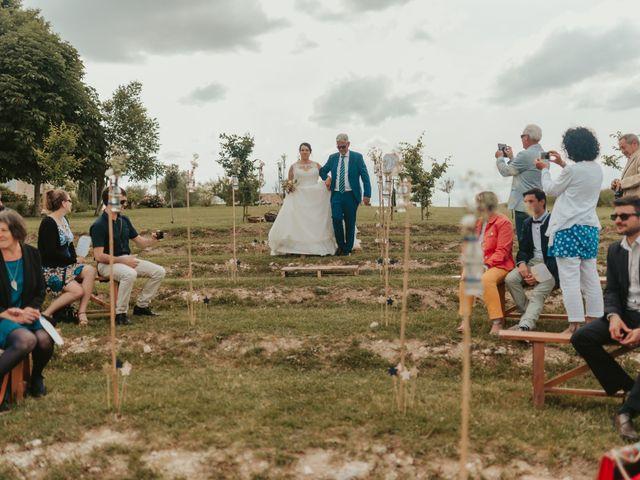 Le mariage de Emile et Laetitia à Berneuil, Charente Maritime 57