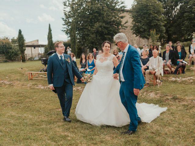 Le mariage de Emile et Laetitia à Berneuil, Charente Maritime 58