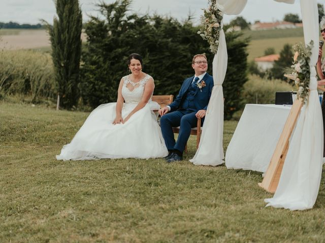 Le mariage de Emile et Laetitia à Berneuil, Charente Maritime 60