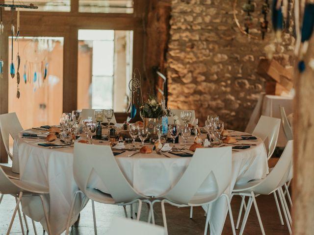 Le mariage de Emile et Laetitia à Berneuil, Charente Maritime 78