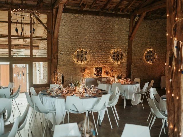Le mariage de Emile et Laetitia à Berneuil, Charente Maritime 82