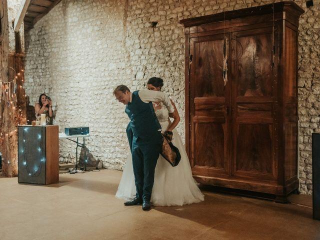 Le mariage de Emile et Laetitia à Berneuil, Charente Maritime 90