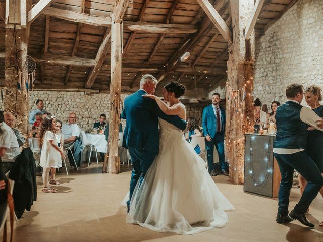 Le mariage de Emile et Laetitia à Berneuil, Charente Maritime 91