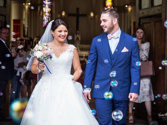 Le mariage de Hélène et David