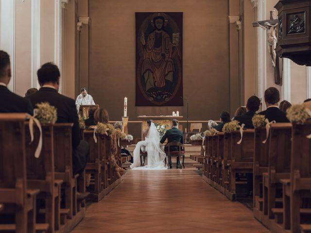 Le mariage de Micheala et Thomas à Menthon-Saint-Bernard, Haute-Savoie 7
