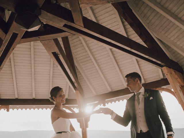 Le mariage de Micheala et Thomas à Menthon-Saint-Bernard, Haute-Savoie 19