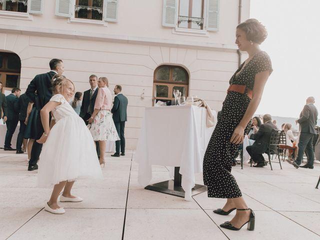 Le mariage de Micheala et Thomas à Menthon-Saint-Bernard, Haute-Savoie 21