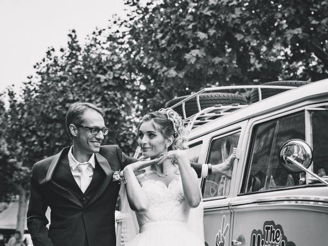 Le mariage de Franz et Natalie à Strasbourg, Bas Rhin 23