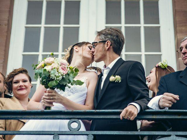 Le mariage de Franz et Natalie à Strasbourg, Bas Rhin 24