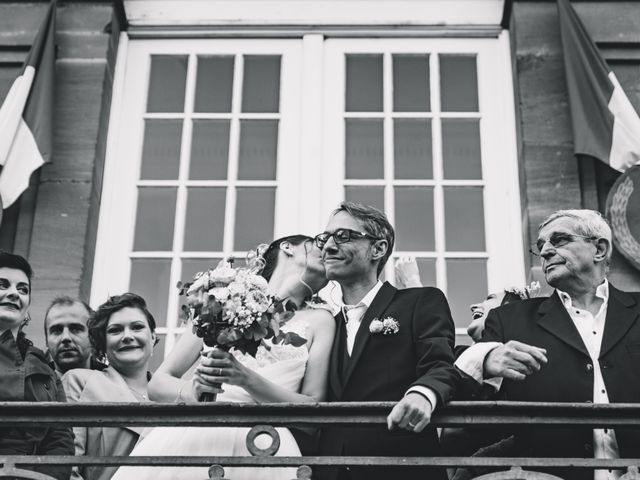 Le mariage de Franz et Natalie à Strasbourg, Bas Rhin 25